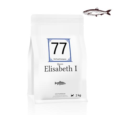 Elisabeth I 2kg dla kota