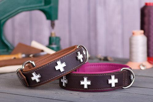 Obroża Swiss Cross