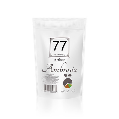 Arthur Ambrosia 70g przysmak