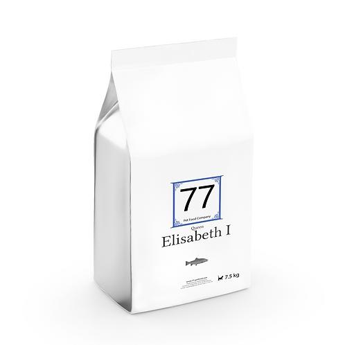 """77 """"Elisabeth I"""" dla kota"""