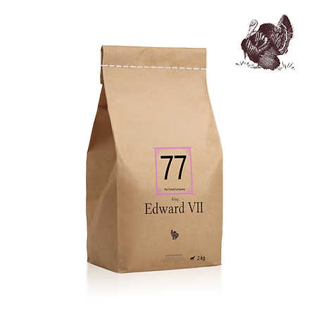 Edward VII z indykiem 2kg +400g Henry