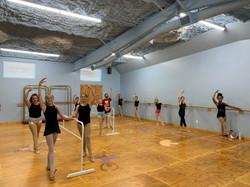Ballet Boot Camp