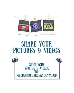 Share Your Photos & Videos