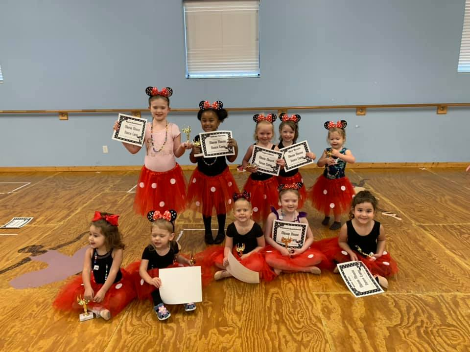 Minnie Mouse Camp
