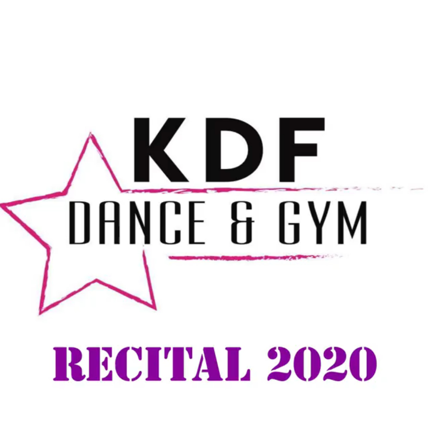 Recital 2020 Slideshow