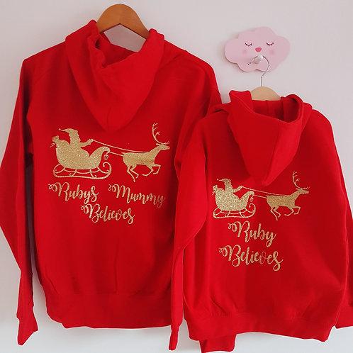 Personalised Christmas Hoodie