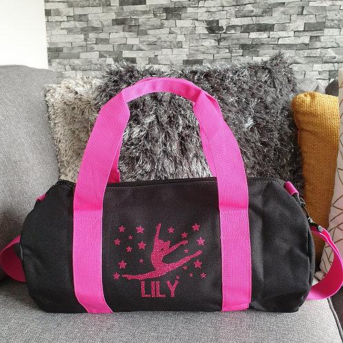 Personalised Barrel Dance Bag