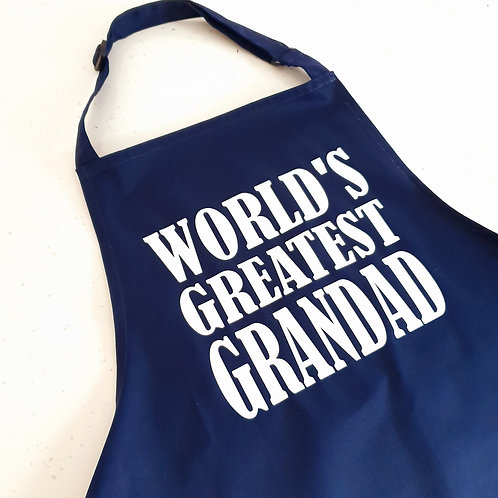 Grandad Apron