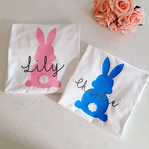 Personalised Easter T-Shirt