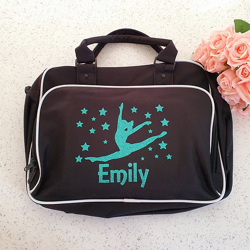 Personalised Dance Bag More Colours