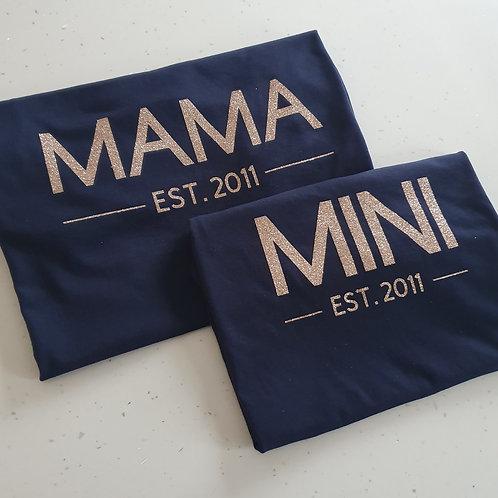 Mama Mini T-Shirts