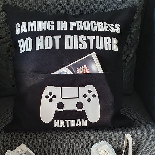 Personalised Gaming Cushion