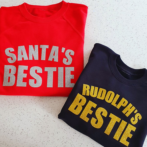 Santa's Bestie Jumper