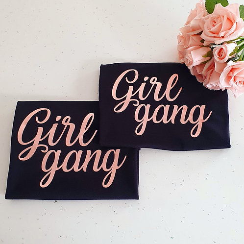 Girl Gang T-Shirts