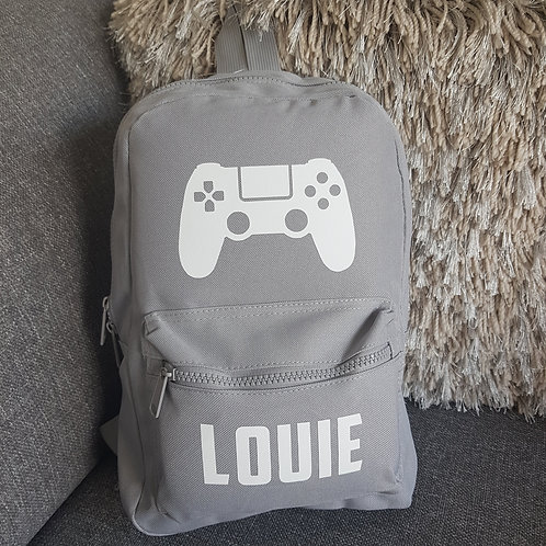 Personalised Gaming Backpack