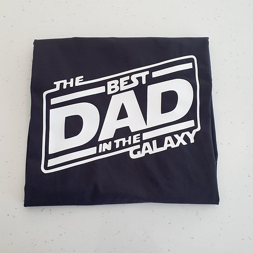 The Best Dad In The Galaxy T-Shirt