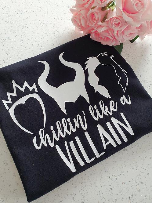 Disney Villain's T-Shirt