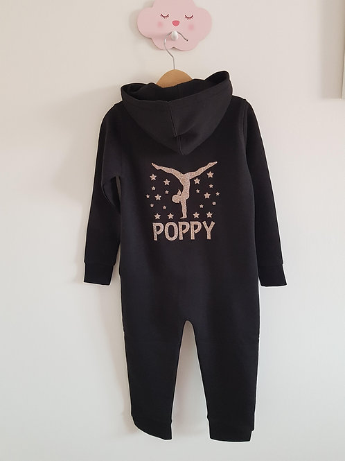 Personalised Gymnastics Onesie