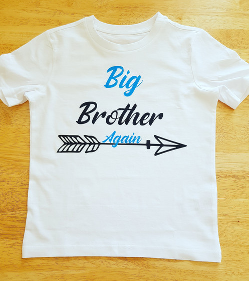 f3da34bcc5e0a Thank you for looking at our listing for a big brother again t-shirt!