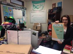 OC Student Union supports PRICK!