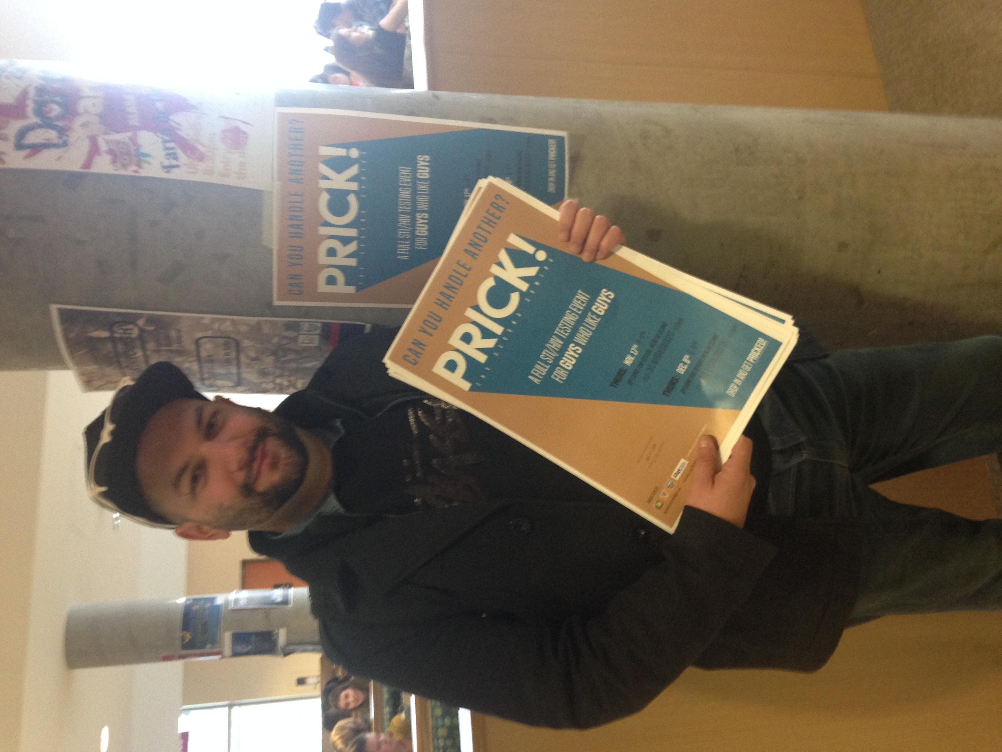 PRIDE UBCO supports PRICK!