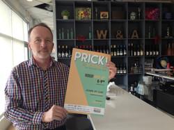 Art & Wine supports PRICK!