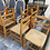 Thumbnail: 6 traditional Cypriot rush chairs