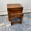 Thumbnail: Indian wood nest of 2 tables