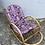Thumbnail: Cane rocking chair