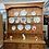 Thumbnail: Magnificent pine Welsh dresser with lots of storage as pictured