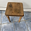 Thumbnail: Vintage solid pine occasional table