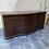Thumbnail: Vintage dark wood sideboard