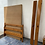 Thumbnail: Pine double bed frame without mattress