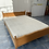 Thumbnail: Pine double bed with excellent Aloe Vera mattress