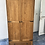 Thumbnail: Rare Mexican Pine freestanding wardrobe with 1 drawer