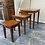 Thumbnail: American cherry nest of 3 tables (biggest