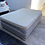 """Thumbnail: 4'6"""" double divan bed with mattress €80 or €120 with mattress and thick topper"""