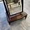 Thumbnail: Original Stag dark wood cheval mirror