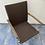 Thumbnail: Aluminium and plastic rattan chair