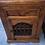 Thumbnail: 2 Indian wood cabinets