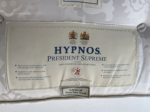 Good quality double mattress