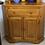 Thumbnail: Solid pine corner display