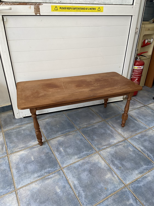 Wooden coffee table ideal up-cycle project