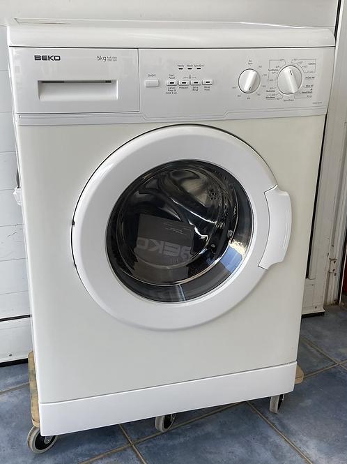 Beko A+ 5kg washing machine