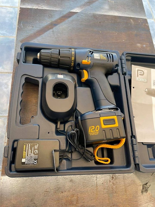 P Pro 12v almost new cordless battery