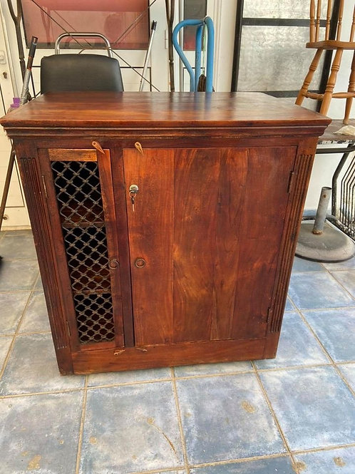 Indian wood large cabinet