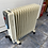 Thumbnail: Large Tredia electric heater with thermostat and timer