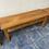 Thumbnail: Oak coffee table