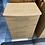 Thumbnail: Oak veneer chest of 4 drawers
