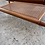 Thumbnail: Bamboo coffee table with glass top and shelf below